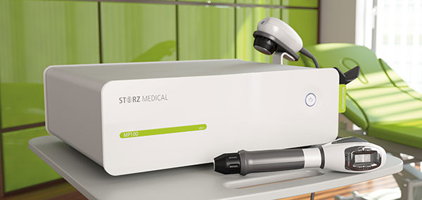 Extracorporeal Shockwave Therapy device