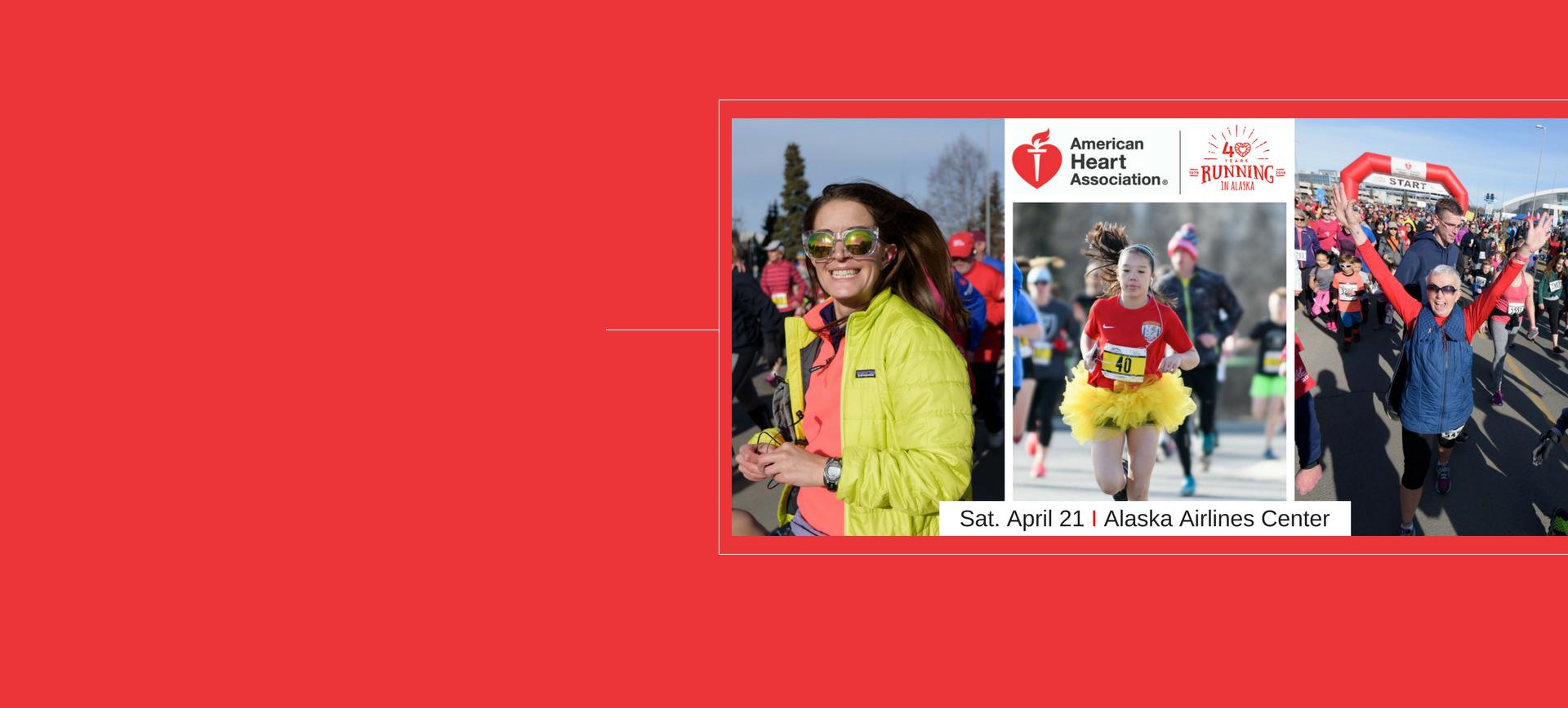 2018 Alaska Heart Run