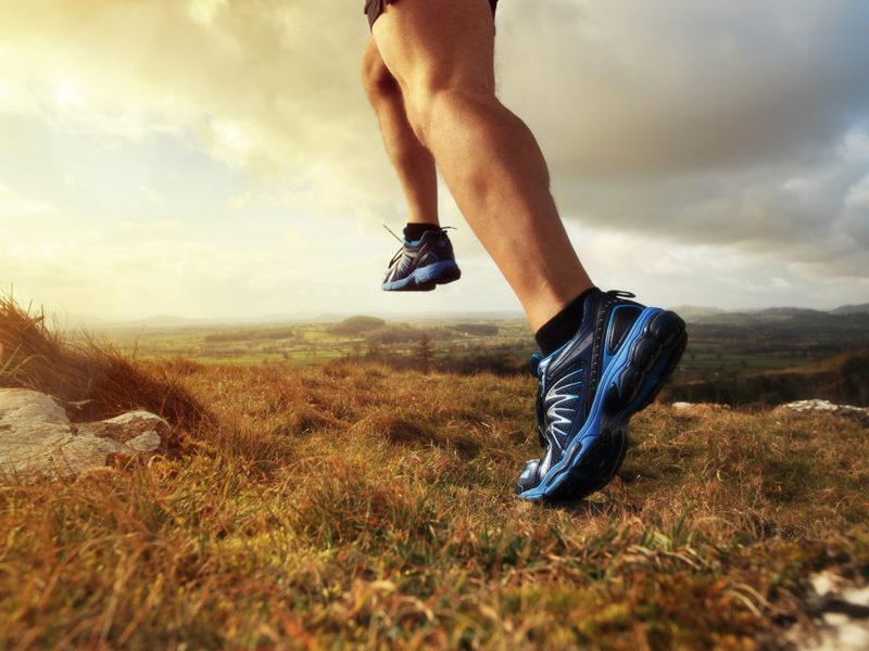 Dr. Kern Tackles Mt. Marathon